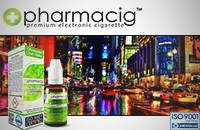 30ml NEW YORK CITY 18mg eLiquid (With Nicotine, Strong) image 1