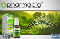 30ml GOLDEN TOBACCO 9mg eLiquid (With Nicotine, Medium) image 1