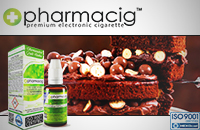 30ml CHOCOLATE CAKE 0mg eLiquid (Without Nicotine) image 1