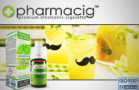 30ml LEMON TREE 0mg eLiquid (Without Nicotine) image 1