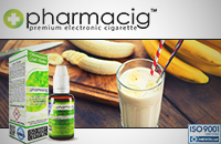 30ml BANANAVILLE 18mg eLiquid (With Nicotine, Strong) image 1