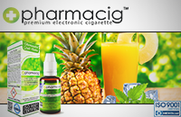 30ml ICY PINEAPPLE 9mg eLiquid (With Nicotine, Medium) image 1