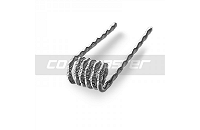 60x Coil Master 0.45Ω Pre-Built Fused Clapton Kanthal Coils image 3