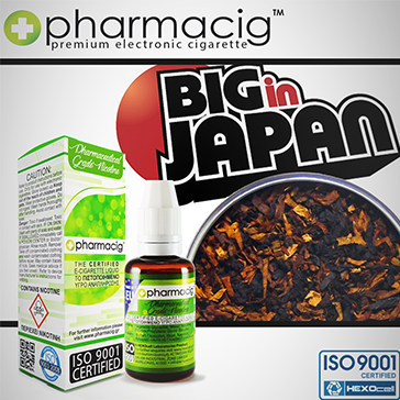 30ml BIG IN JAPAN eLiquid