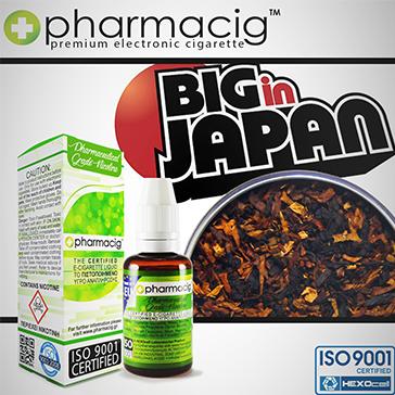 30ml BIG IN JAPAN 9mg eLiquid (With Nicotine, Medium)