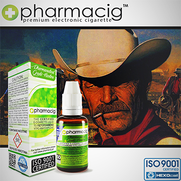 30ml RED TOBACCO 18mg eLiquid (With Nicotine, Strong)