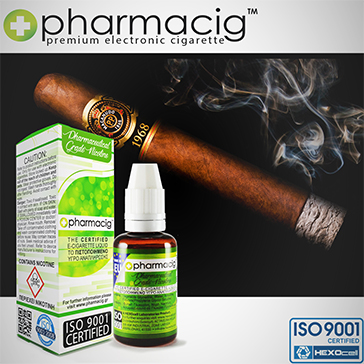 30ml CIGAR TOBACCO eLiquid