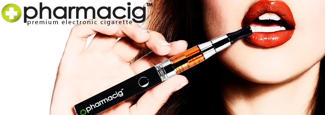 pharmacig, electronic cigarette, quit smoking, ecig, starter kit, e-cigarette, e liquid, e juice